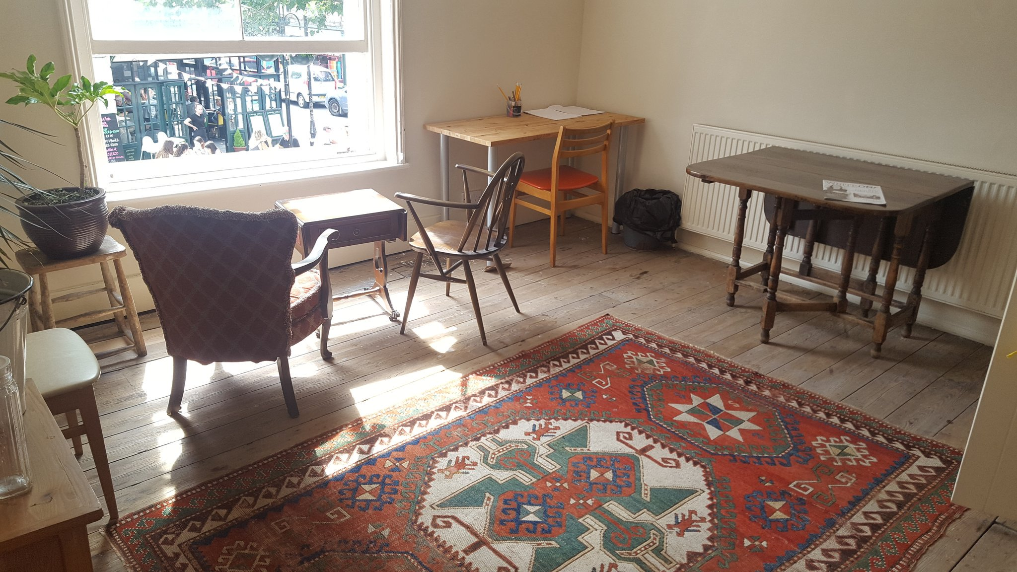 Margate Bookshop Writers' Room