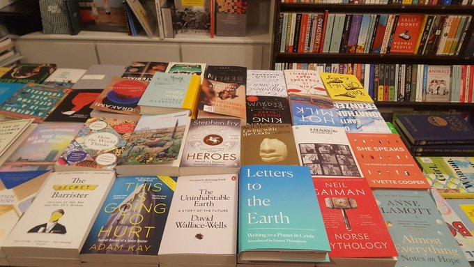 Books at The Margate Bookshop