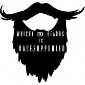 Whisky and Beards logo