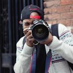Mediorite trainee with camera